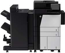 HP LaserJet Enterprise flow MFP M830z driver