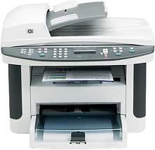 HP LaserJet M1522nf MFP driver