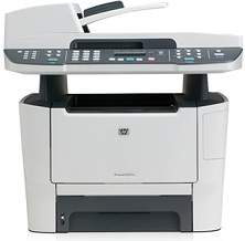HP LaserJet M2727nf MFP driver