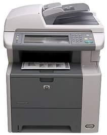 HP LaserJet M3027x Driver