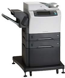 HP LaserJet M4345xm Driver