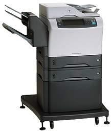 HP LaserJet M4345xs Driver