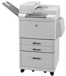 HP LaserJet M9050 Driver