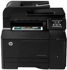 HP LaserJet Pro 200 color MFP M276n driver