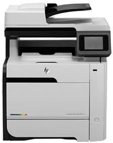 HP LaserJet Pro 400 Color MFP M475dw driver