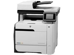 HP LaserJet Pro 400 color MFP M475dn Driver