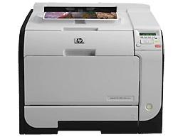 HP LaserJet Pro 400 color M451nw Driver