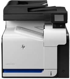 HP LaserJet Pro 500 color MFP M570dn driver downloads