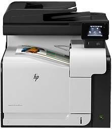 HP LaserJet Pro 500 color MFP M570dw driver
