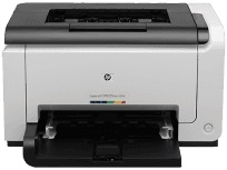 HP LaserJet Pro CP1025nw Color Driver