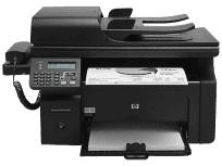 HP LaserJet Pro M1216nfh MFP Driver