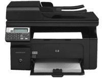 HP LaserJet Pro M1217nfw MFP Driver