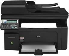 HP LaserJet Pro M1217nfw driver