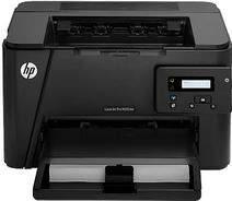 HP LaserJet Pro M202dw driver