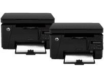 HP LaserJet Pro MFP M125nrw Driver