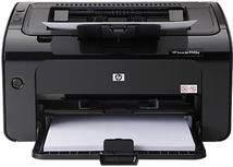 HP LaserJet Pro P1102w driver