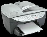 HP Officejet 6110v driver