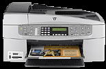 HP Officejet 6310xi driver