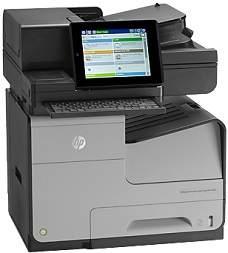 HP Officejet Enterprise Color Flow MFP X585z driver