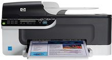 HP Officejet J4680c Driver