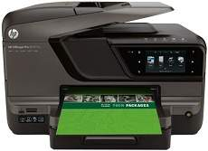 HP Officejet Pro 8600 Plus driver