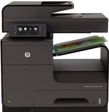 HP Officejet Pro X576dw MFP driver