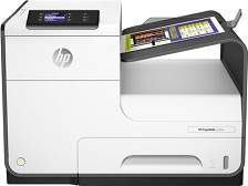 HP PageWide 352dw driver