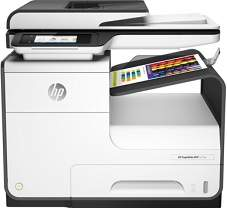 HP PageWide 377dw MFP driver