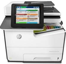 HP PageWide Enterprise Color MFP 586f driver