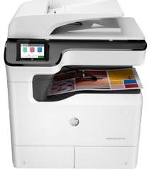 HP PageWide Managed Color MFP P77440dn Driver
