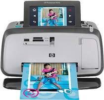 HP Photosmart A646 driver